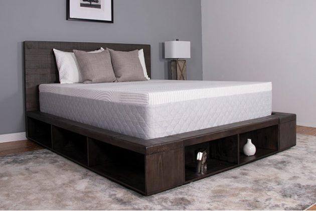 Sojourn 12 Quot Gel Memory Foam Mattress Dreamfoam Bedding