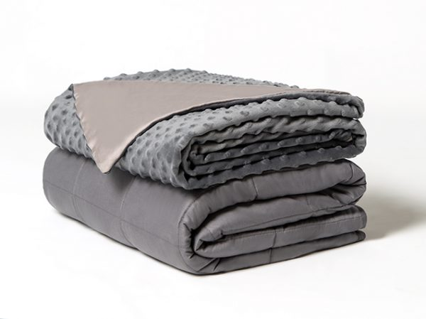 Weighted-Blanket-Angle